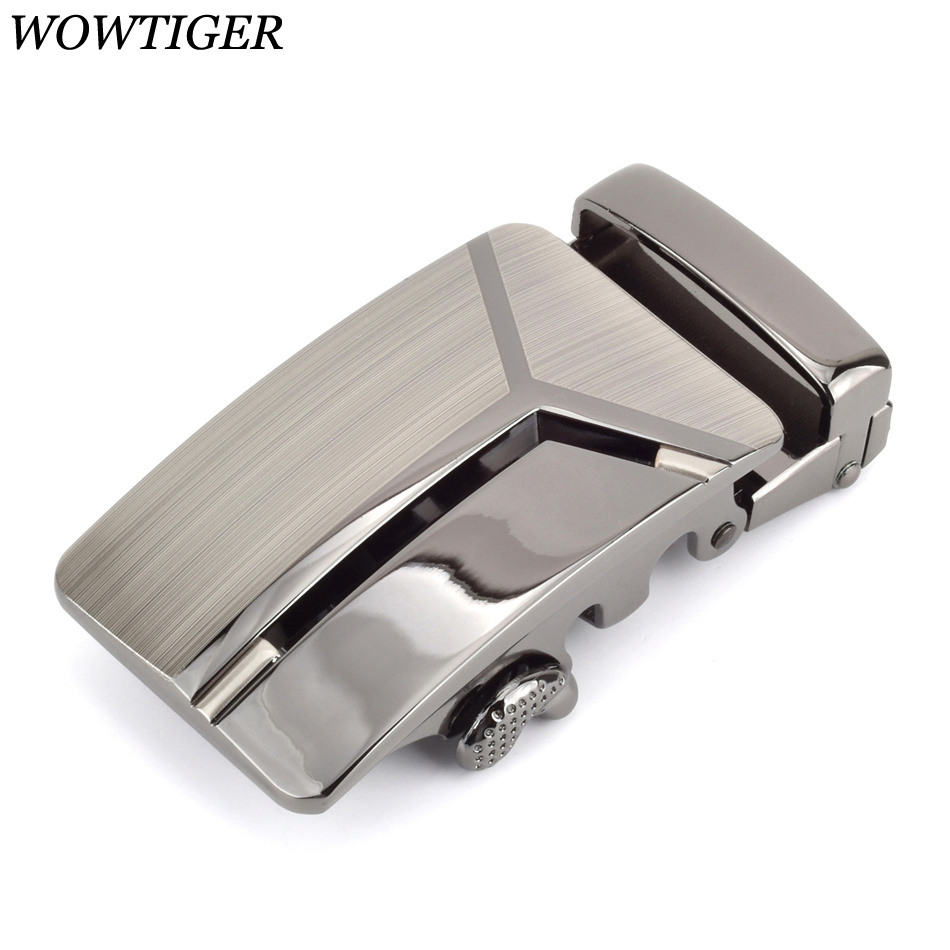 WOWTIGER High Quality Men Zinc Alloy Metal Automatic Belt Buckles Suitable 3.5cm Boucle De Ceinture Ebilla Cinturon Buckle