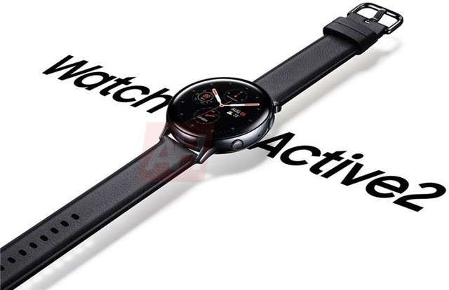三星Galaxy Watch Active2宣传海报曝光