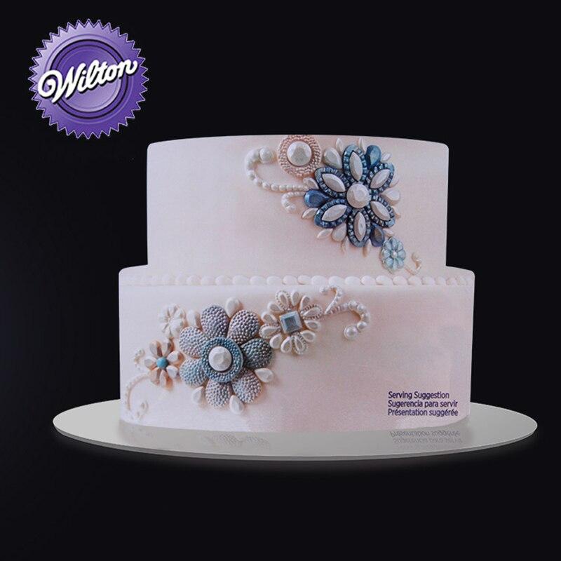 Wilton Wedding Jewelry Fondant Mold, Blue