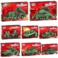 99 Main Battle Tank Army Military Soldiers Guns Building Blocks Bricks compatible With legoe star wars Boy gift