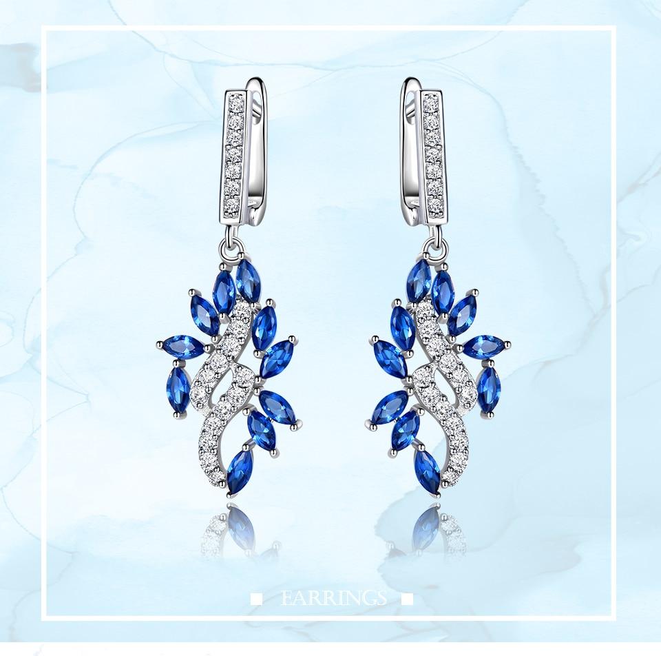 UMCHO-Sapphire--925-sterling-silver-earrings-for-women-EUJ088S-1pc (1)