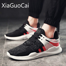 High Quality Men Spring Running Shoes Skidproof Light and Breathable Sp