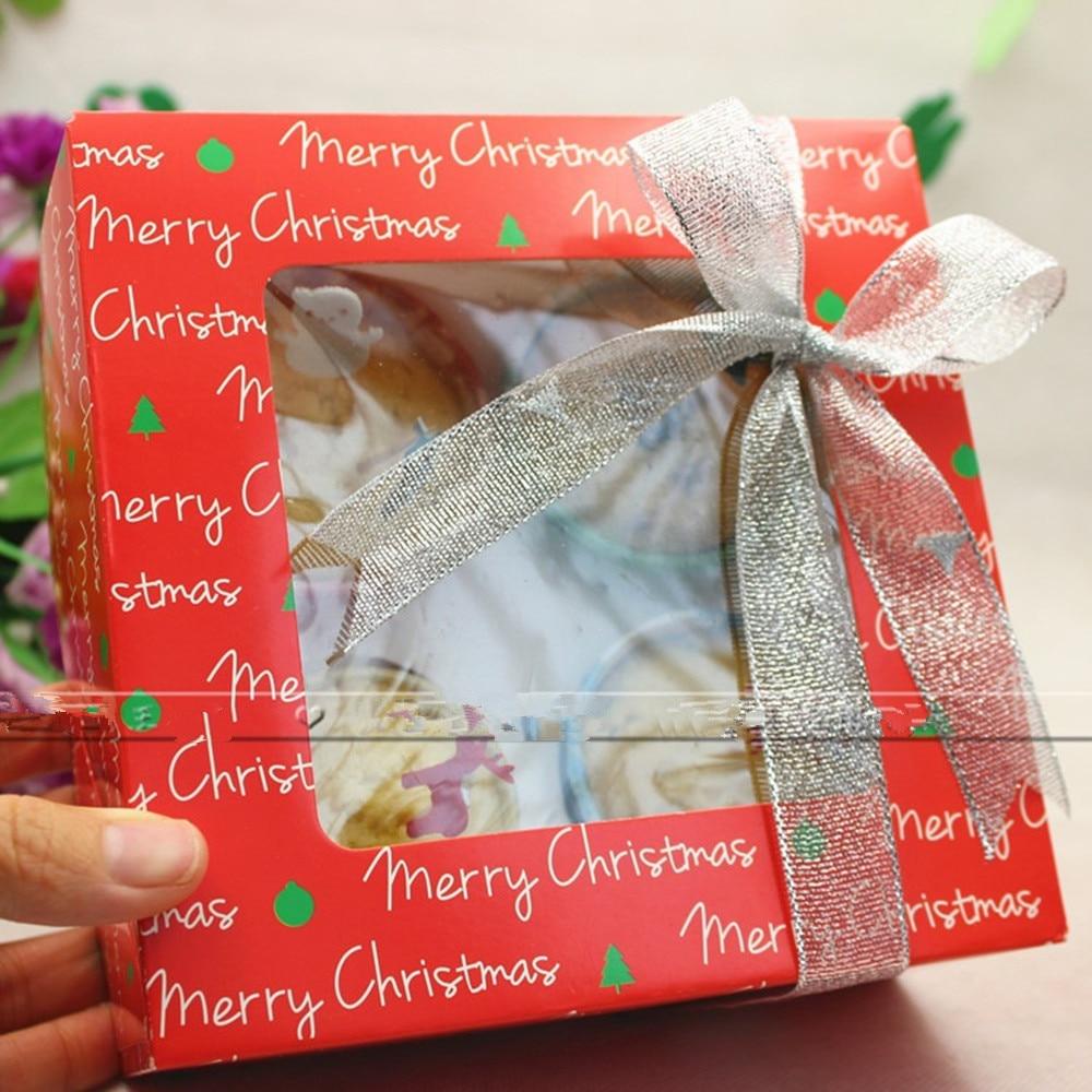 Weihnachten Kuchenpapierkasten Frohe Weihnachten Platz Muffin Tasse ...