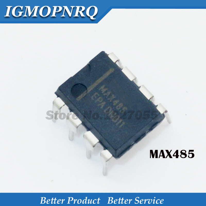 5pcs MAXIM MAX485CPA MAX485 DIP-8 RS-485//RS-422 Transceiver NEW