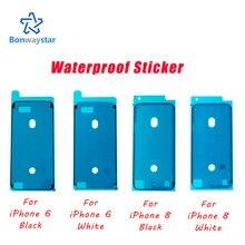 1 шт. высокое качество водонепроницаемый стикер для iPhone X XS MAX XR 6 6s 7 8 plus ЖК-экран клейкая лента 3 м клей запчасти для ремонта