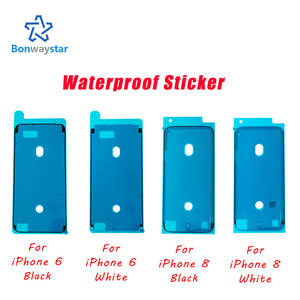 1 pcs Waterproof Sticker For iPhone 6 s 6 s plus 7 7 plus