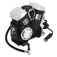 Auto Car Air Compressor DC 12V Portable Pump Tire Inflator with LED Digital Display up to 150PSI for Car Bicycle SUV Boat 8bar air compressor head reorder rate up to 80
