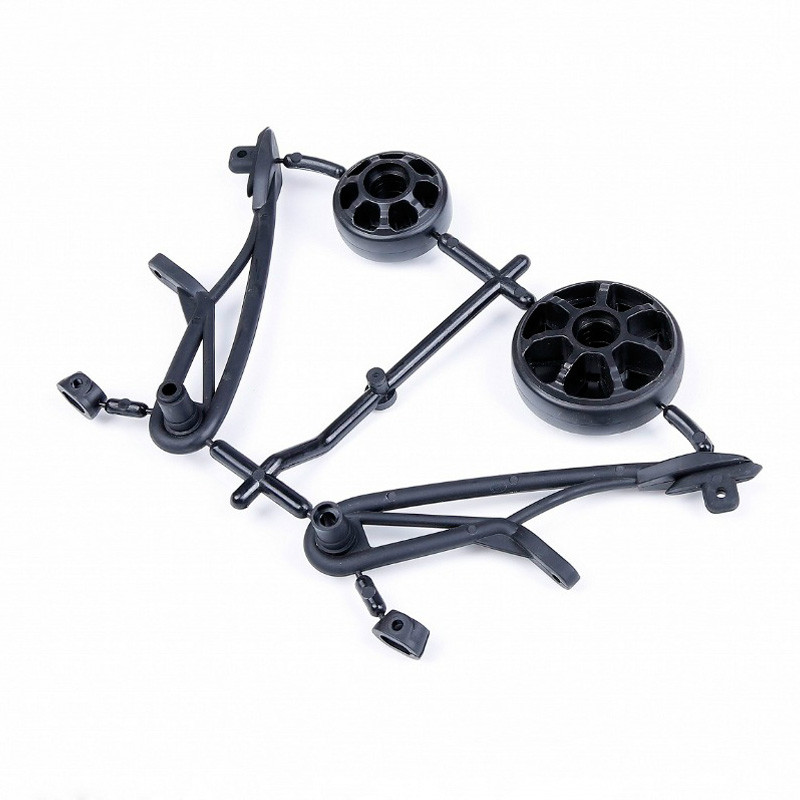 Rear Tail Pulley Kit for 1/8 HPI Racing Savage XL FLUX Rovan TORLAND MONSTER BRUSHLESS Truck Rc Car Parts