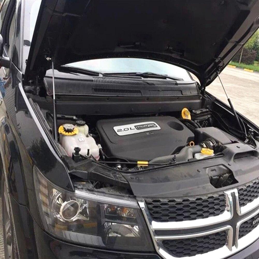 2 x Front Bonnet Hood Lift Support Gas Shock Struts for Dodge Ram 1500 2500 3500 4500 5500 2002-2010