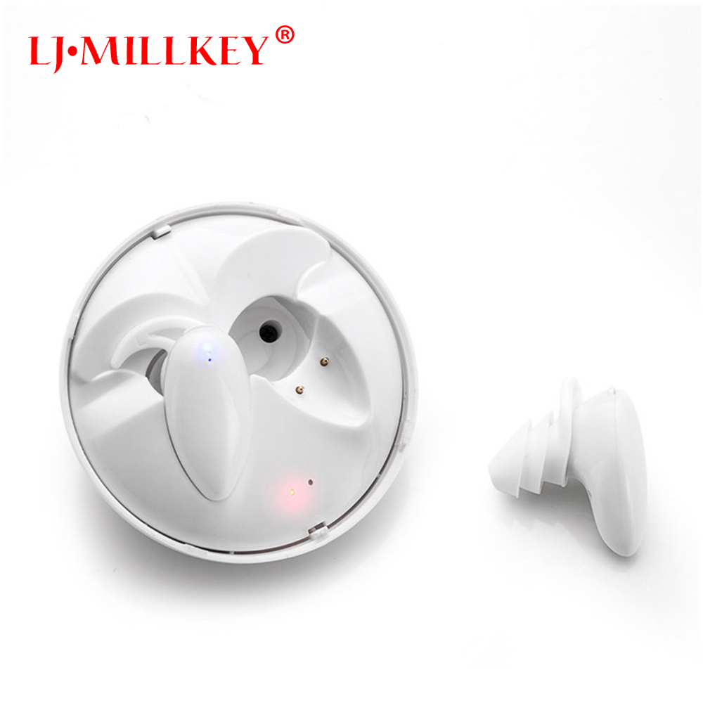 True Wireless Earbuds Mini TWS Bluetooth Earphone Headset Stereo in Ear Earpod with Charging Box for iPhone Airpods YZ167 daono tws k2 bluetooth earbuds true wireless headset mini stereo earphone csr 4 2 with charging socket play music