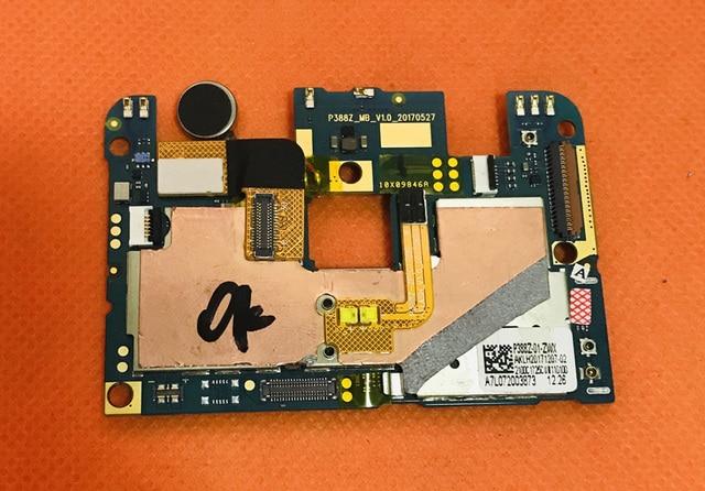 Kullanılan Orijinal anakart 4G RAM + 64G ROM Anakart ELEPHONE P8 MAX MTK6750T Octa Çekirdek 5.5 Inç FHD Ücretsiz kargo