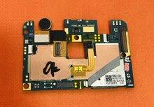 Placa mãe original usado 4g ram + 64g rom, placa mãe para elephone p8 max mtk6750t octa core 5.5 Polegada fhd frete grátis, frete grátis