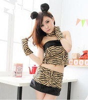 Leopard Cat Costume For Women Tiger Cosplay Clothing Sexy Animal Costumes For Women Halloween Costumes