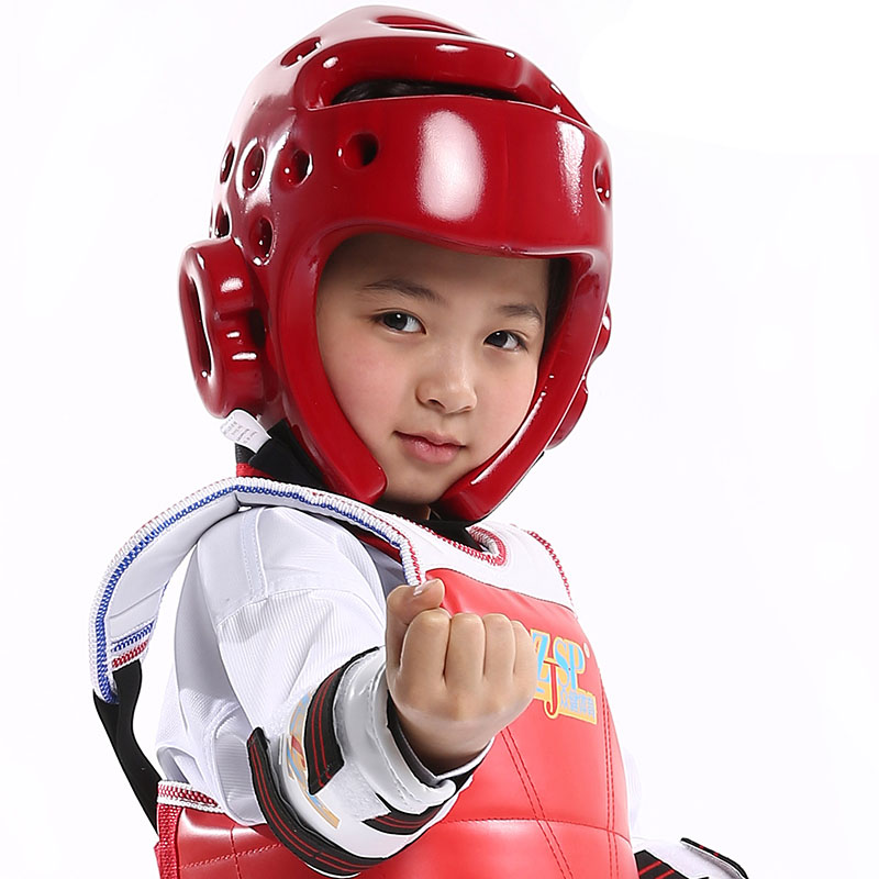 Kids Boxing Head Guard Protection Children Boxing Gloves Head Protector