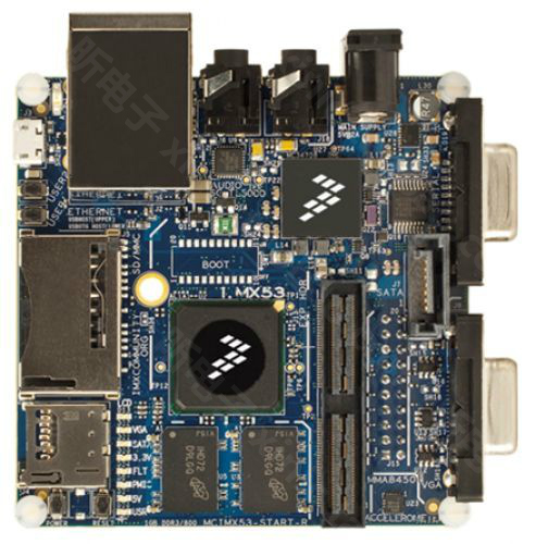 MCIMX53-START-R I.MX53 Vxworks6.9 CortexA8  Evaluation Board Development Board
