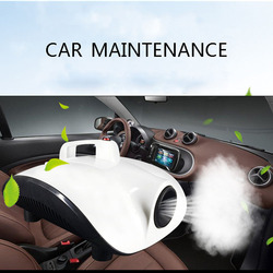 220V Car atomization disinfectant machine atomizing bacteria indoor car deodorant sterilizes to the formaldehyde fog machine
