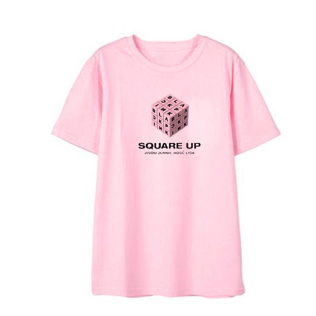 8ace09c1 BLACKPINK Square Up Album T-Shirt (10 types)