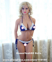 168cm Realistic Solid Silicone Sex Dolls For Men Adult Oral Life Size Love Doll With Artificial Vagina Real Pussy Sexy Toys