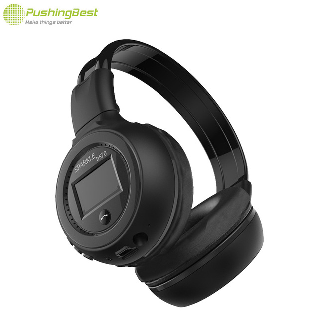 B570 Zealot Auriculares Inalámbricos Auriculares Con Banda de Sujeción auriculares Estéreo Inalámbricos Bluetooth Portátil Micrófono Incorporado Para El Teléfono Móvil
