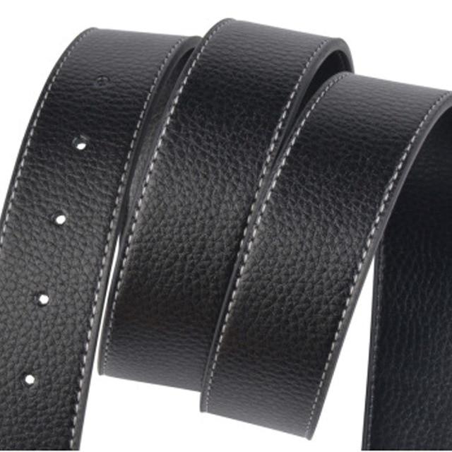 VÉRITABLE Cuir Designer Ceintures femmes hommes luxe ceintures luxur marques  ceintures Or Boucle Argent Boucle h 88c2117e5f4