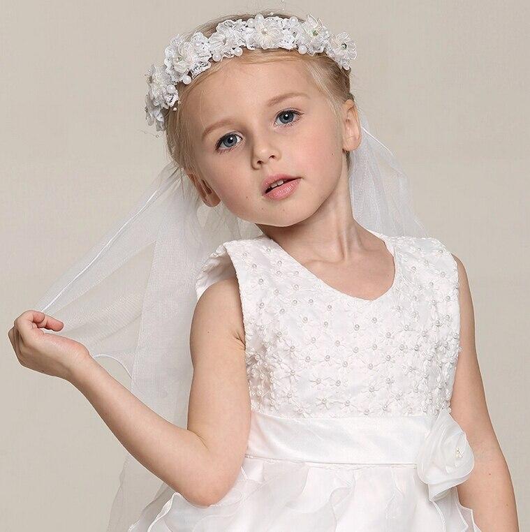Baby Kids Flower Headband Wedding Girls Headwear Party Headdress Children Performance Hair Accessories In From Mother