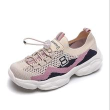 Childrens Shoes New Mesh Sneakers Boys Fashion Outdoor Running Girl Kids Loafers