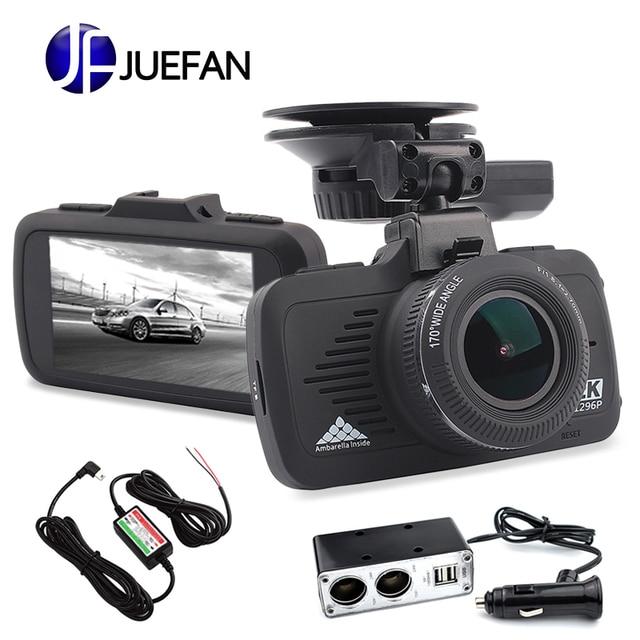 Car DVR Camera Ambarella A7LA50 2.7inch screen With GPS G-Sensor Full HD 1080p 1296P HD night vision Dash Cam car camera