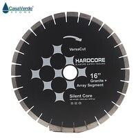 DC DCP16 диаманта для пильного диска D400mm с высота сегмента 18 мм для резка гранита