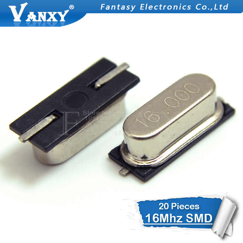 CRYSTAL 14.7456MHZ 20PF SMD 50 pieces