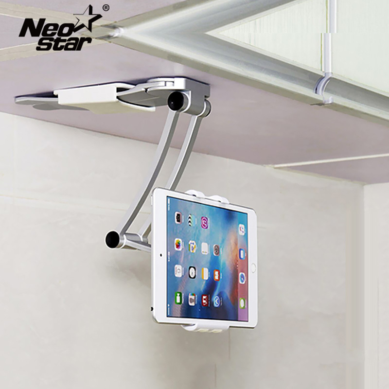 NEO STAR Adjustable Aluminum Tablet Stand For Ipad 234 For Iphone Universal Desktop Stand For Tablet Mobile Phone 3.5 10.6 Inch