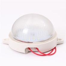 Control de sonido de Luz de Seguridad LED de Luz de La Lámpara 7 W 2835 LED Inducción Corredor Llights