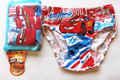 3 pieces / pack Children / Kids / boys briefs / panties cartoon underwear / Cars Thomas Mickey cotton underwear. 6pieces / pack