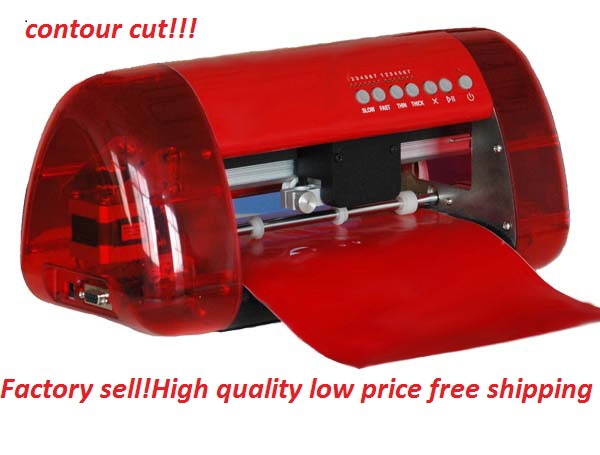 A4 Mini Vinyl Cutter and Plotter with Contour Cut Function for vinyl, non-dried glue labels, and name cards, stamps, etc.A4 Mini Vinyl Cutter and Plotter with Contour Cut Function for vinyl, non-dried glue labels, and name cards, stamps, etc.