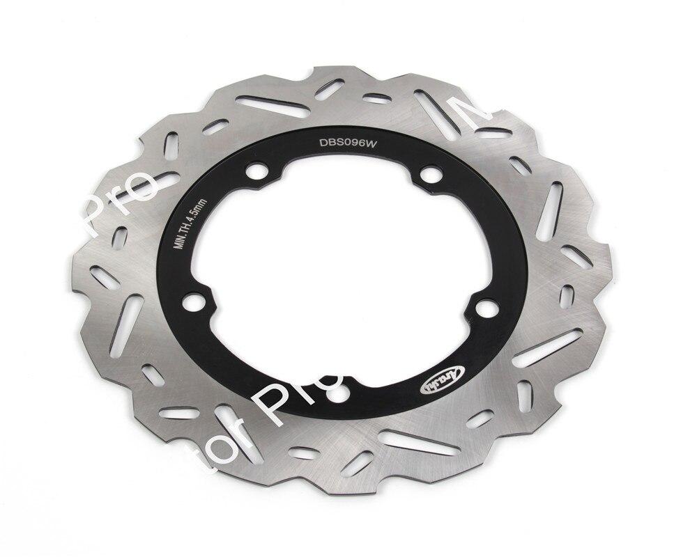 For Honda CTX 700 N DCT ABS 2014 2015 Rear Brake Disc Disk Rotors Motorcycle Parts