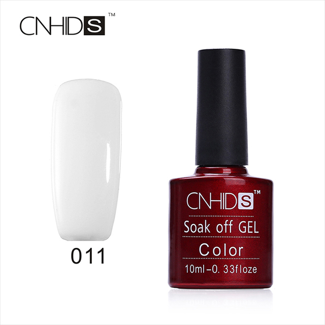CNHIDS  UV Gel Nail Polish Gel Long-lasting Soak-off Gel Nail LED UV Gelpolish  Hot Nail Gel 132 Colors Women Fashion Nail