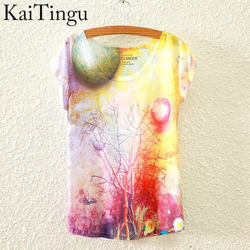 HTB119xuKVXXXXb7XFXXq6xXFXXXd - New Fashion Short Sleeve T Shirt Women Tops Eiffel Tower Printed T-shirt