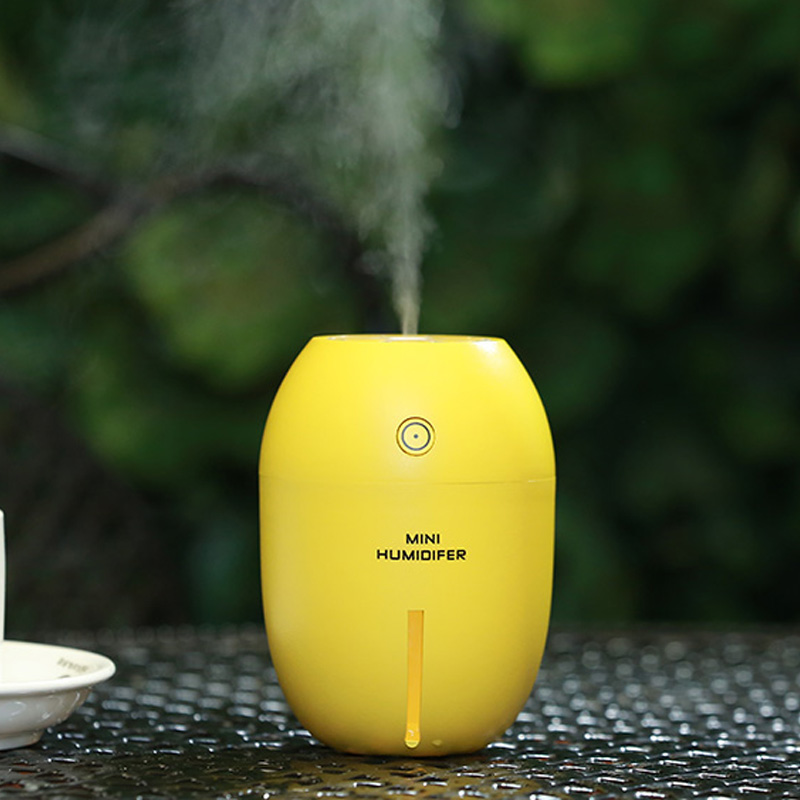 Essential Oil Diffuser Aromatherapy Humidifier Aroma Diffuser Cool Mist Maker Fogger For Home Mini USB Lemon Air Humidifier thankshar usb lemon aroma diffuser umidificador aromatherapy for car essential oil diffuse portable mini humidifier for home