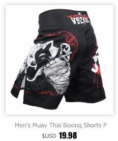 High Quality kickboxing shorts