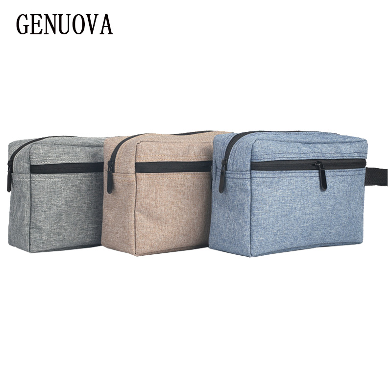 Clutch Storage Packing Organiser Bag Travel Luggage Bag Waterproof Oxford High-grade Wash Cosmetic Bag Suitcase Accessories