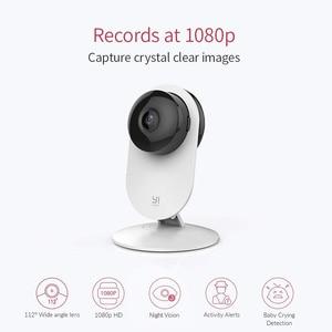 Image 2 - YI Home Camera 1080P 4PCS AI Functions Human Detection Night Vision IP Bayby Monitor WIFI Cam CCTV YI Cloud Camer