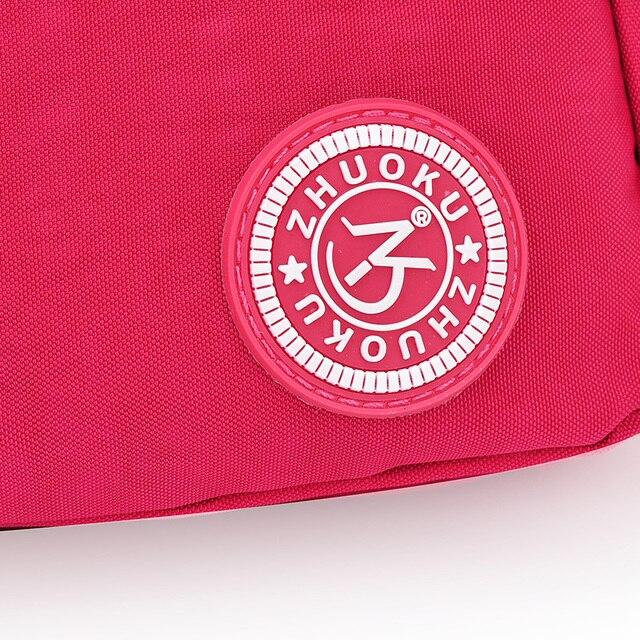 Nylon Women Messenger Bags Small Purse Shoulder Bag Female Crossbody Bags Handbags High Quality Bolsa Tote Beach 4