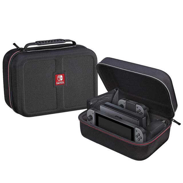 Multifunction Hard Case for Nintend Switch NS Console Storage for Nitendo Switch Accessories Big Capacity Travel Carrying Bag