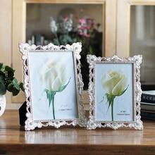 4 6 7 8 10 inch metal diamond photo frame wedding gifts gift decoration photo frame