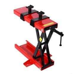 Elevador de carga de 500 KG, elevador de taller para motocicleta, soporte de bicicleta, Central de tijera 9,5 cm-50 cm/Ajuste de 3,74 -19,69