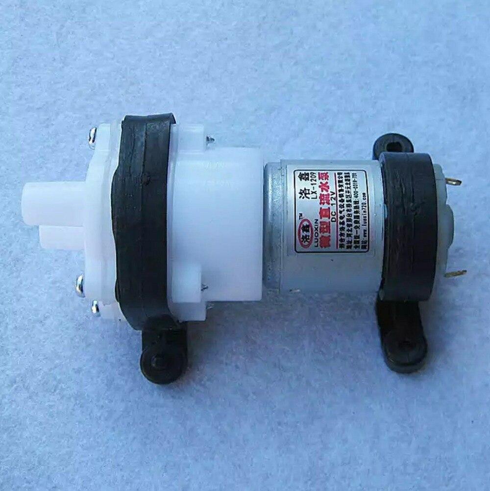 DC6-12V R385 Diaphragm Water-cooled notebook mini aquarium pump