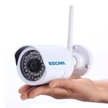 ONVIF Мегапиксельная 720 P HD 802.11b/g Беспроводная Ip-камера Wi-Fi P2P 6 мм Объектив Мини ИК-Пуля крытый Водонепроницаемая Камера Безопасности H.264