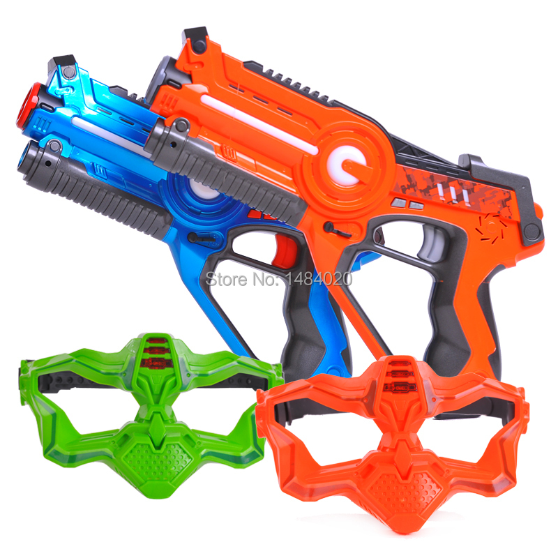 Guns For Boys Christmas Toys : Aliexpress buy chuanggao infrared toy gun for