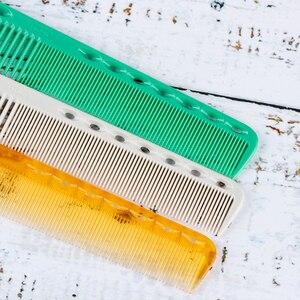 Image 3 - 6 สี Professional Hair Combs ตัดผมตัดผมตัดแปรง Anti Static Tangle Pro Salon Hair Care เครื่องมือจัดแต่งทรงผม