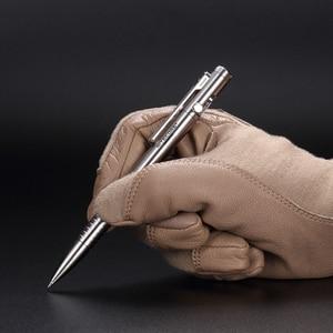 Image 3 - 新 nitecore NTP30 ボルトアクションタクティカルペン自己防衛チタン合金ツール人間工学的タングステン鋼先端