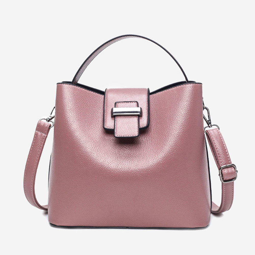 YEJIA FASHION All Matched Women OL Handbag Casual Large Capacity Bags PU Leather Shoulder Bags Lady Cross Body Bags 2017